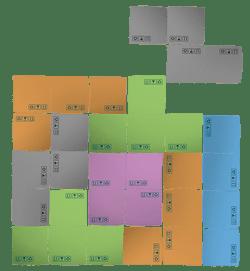 Maximize Cube Density