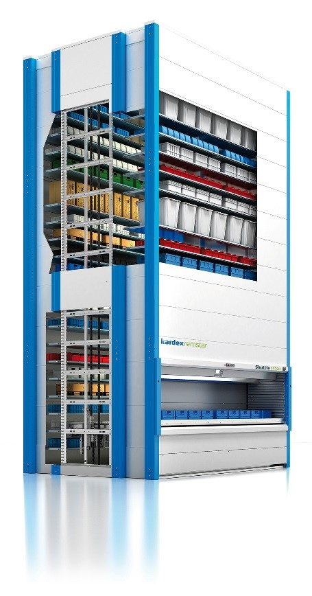 Vertical Lift Module - Automated Storage and Retrieval Systems