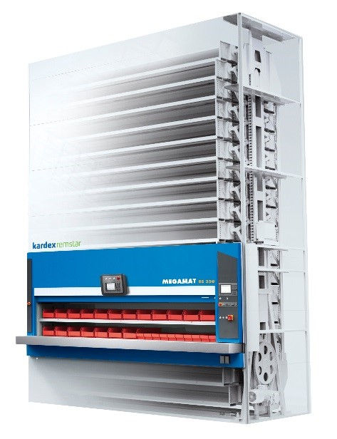 Vertical Carousel - Automated Storage and Retrieval Systems